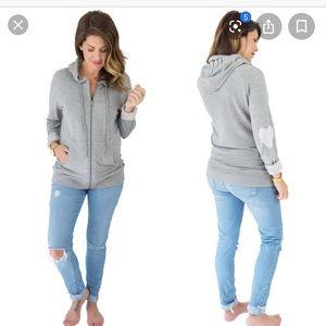 privilege Sweaters - Jillian Harris PrivilegeHeart Hoodie
